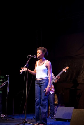 Dzaydzorm performing at The Cadence