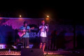 Wanlov the Kubolor and Kyekyeku at Ehalakasa Festival 2014
