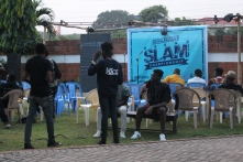 Ehalakasa Slam 2016 slammers prepping for the show