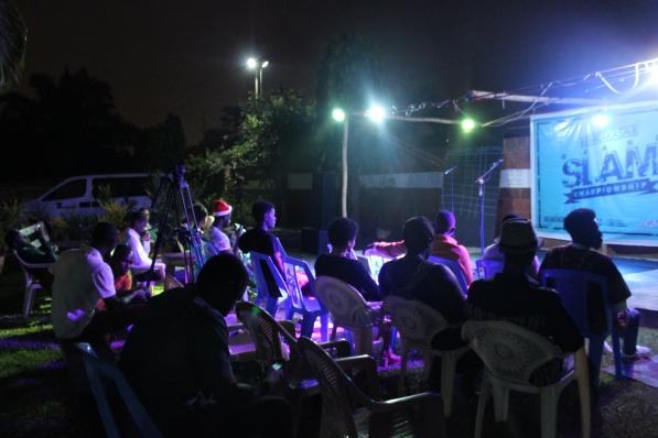 Ehalakasa Slam 2016 stage