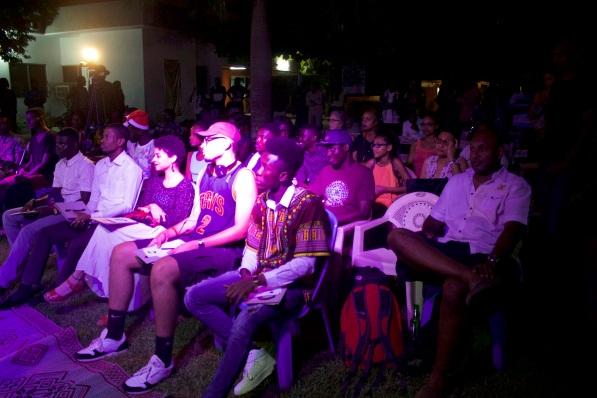 Ehalakasa Slam 2016 audience